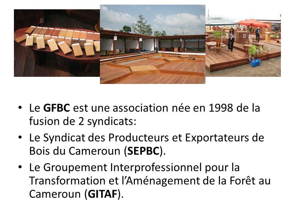 Le GFBC est une association née en 1998 de la fusion de 2 syndicats:
