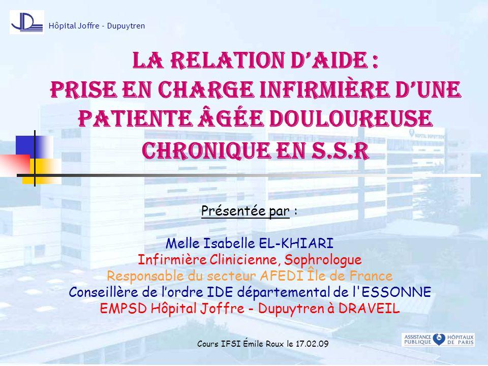 Hôpital Joffre - Dupuytren