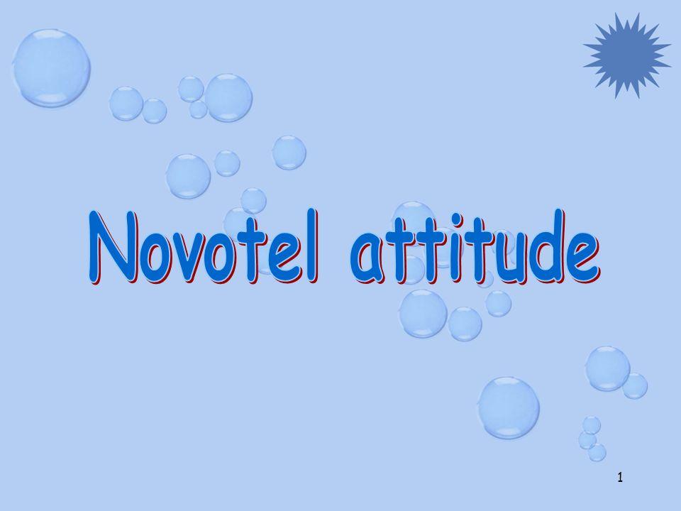 Novotel attitude