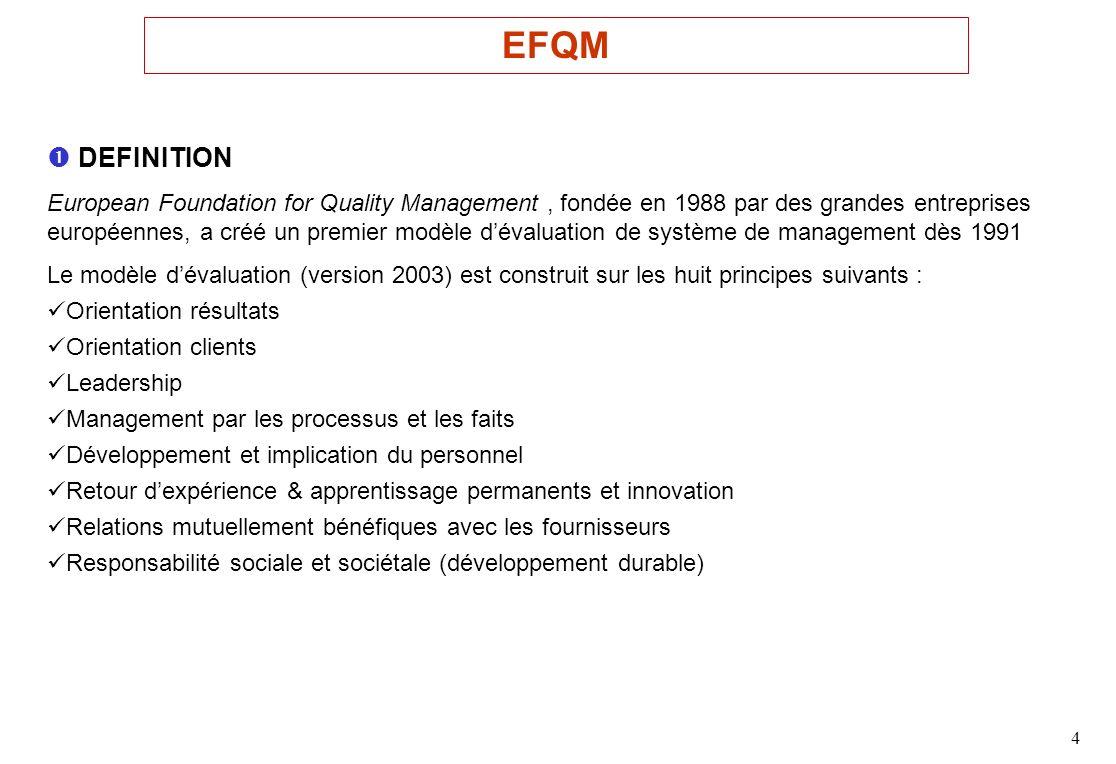 EFQM  DEFINITION.