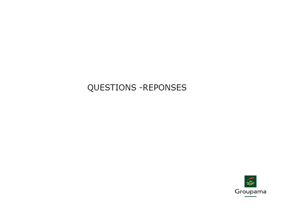 QUESTIONS -REPONSES