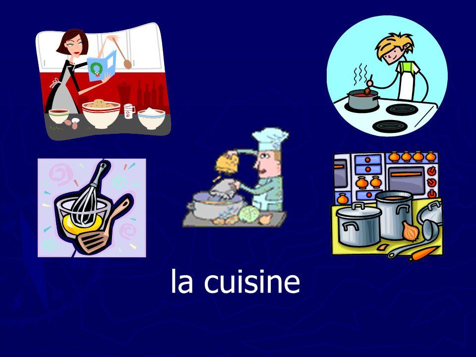 la cuisine