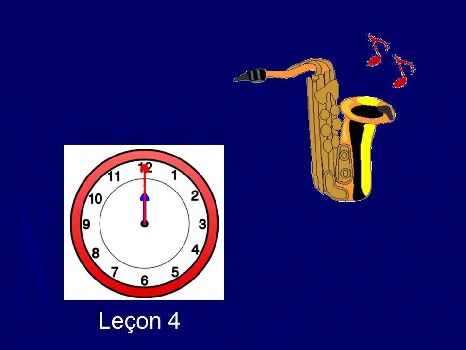 Leçon 4