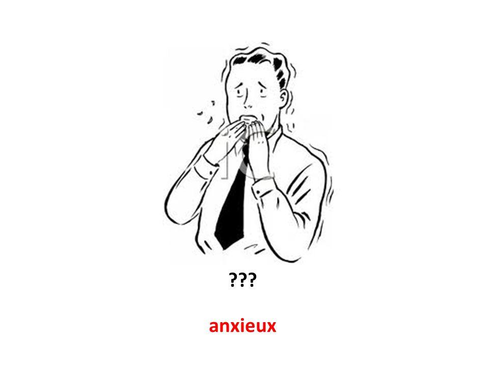 anxieux