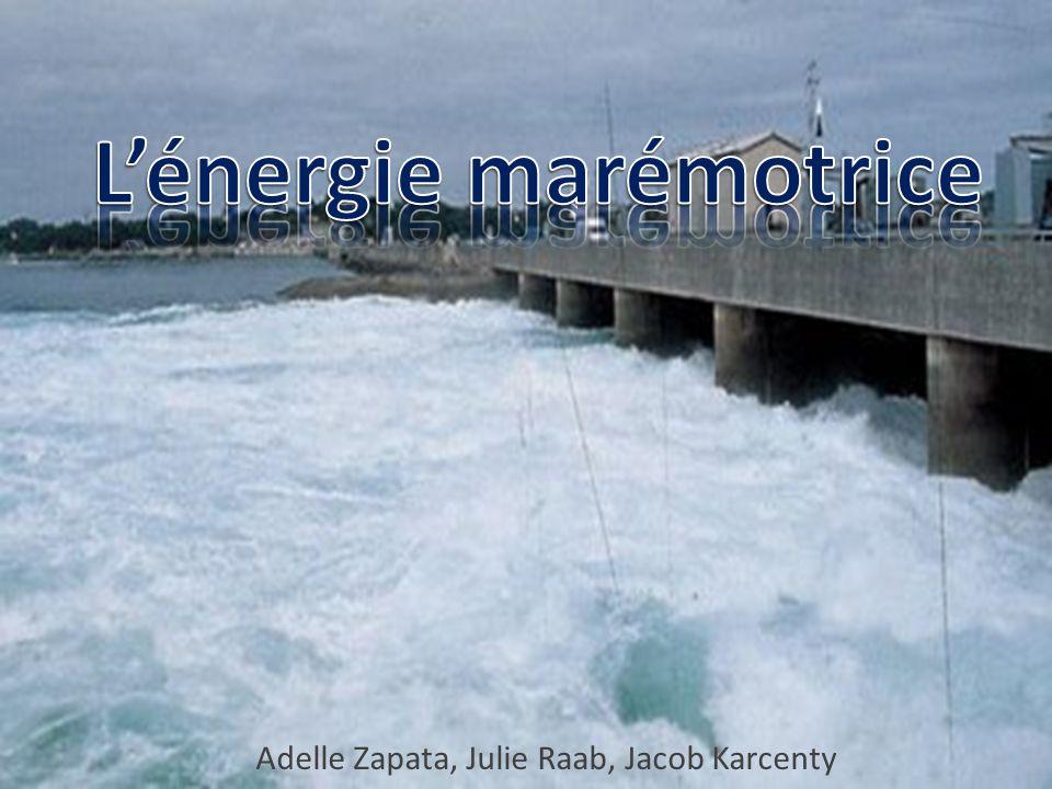 L'énergie marémotrice