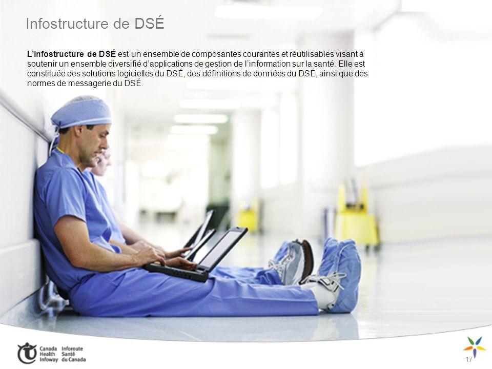 Infostructure de DSÉ