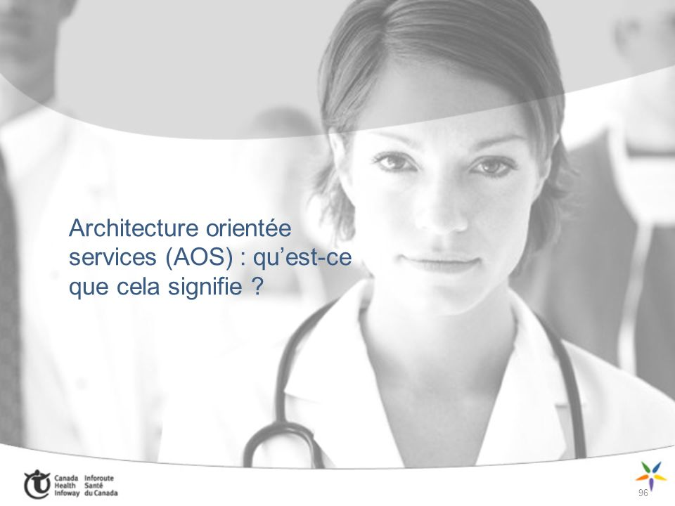 Architecture orientée services (AOS) : qu'est-ce que cela signifie