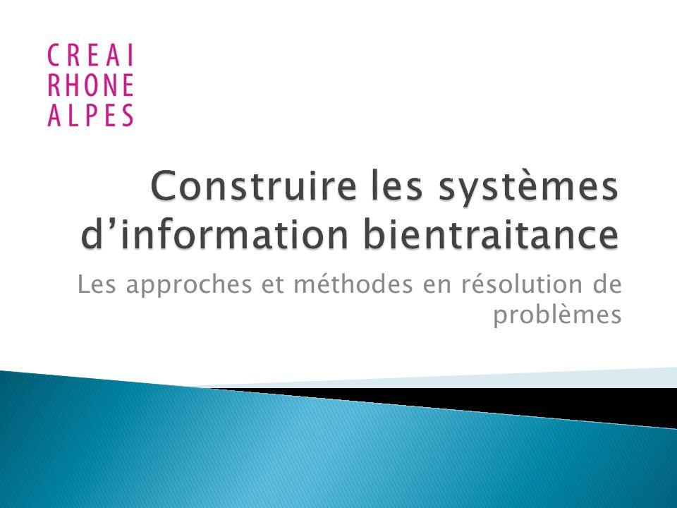 Construire les systèmes d'information bientraitance