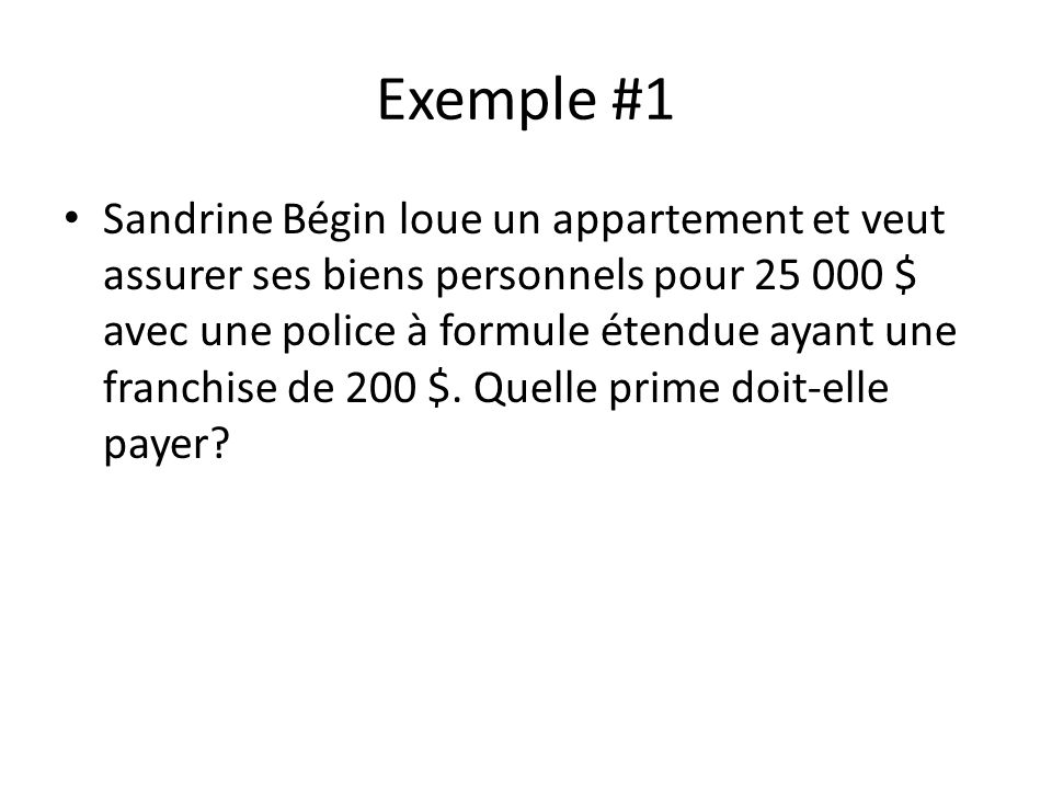 Exemple #1