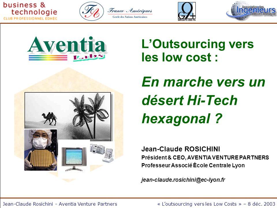 Aventia Labs En marche vers un désert Hi-Tech hexagonal