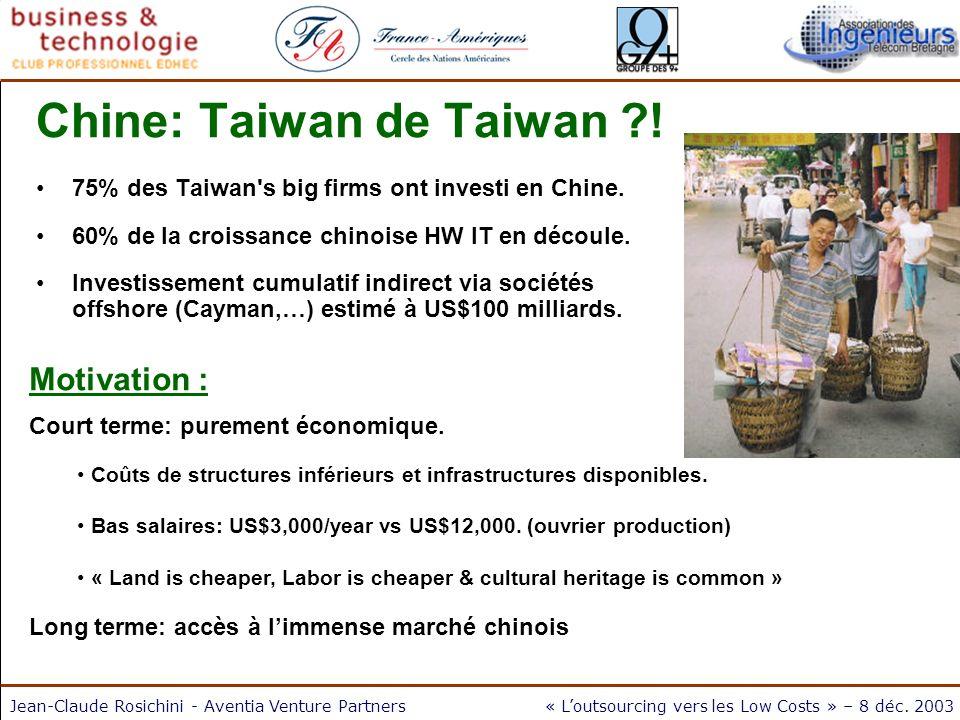 Chine: Taiwan de Taiwan !