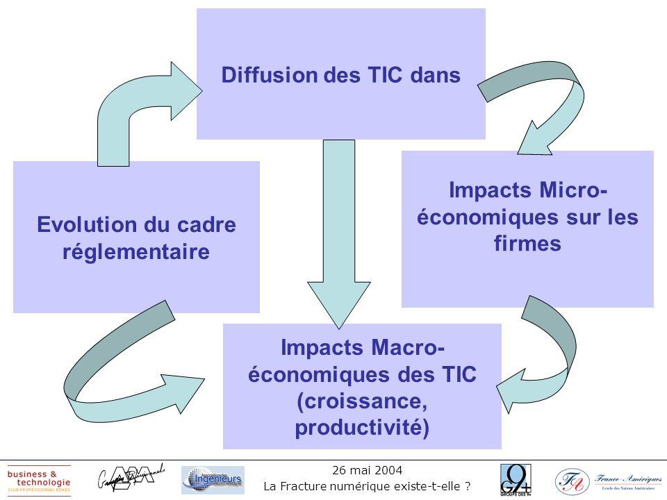 Impacts Micro-économiques sur les firmes