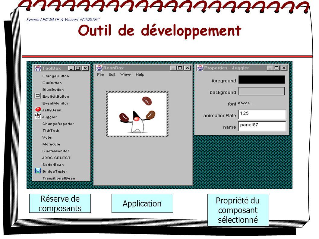 Outil de développement
