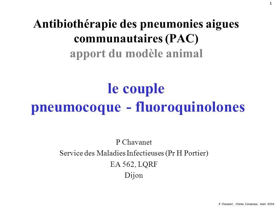Service des Maladies Infectieuses (Pr H Portier)