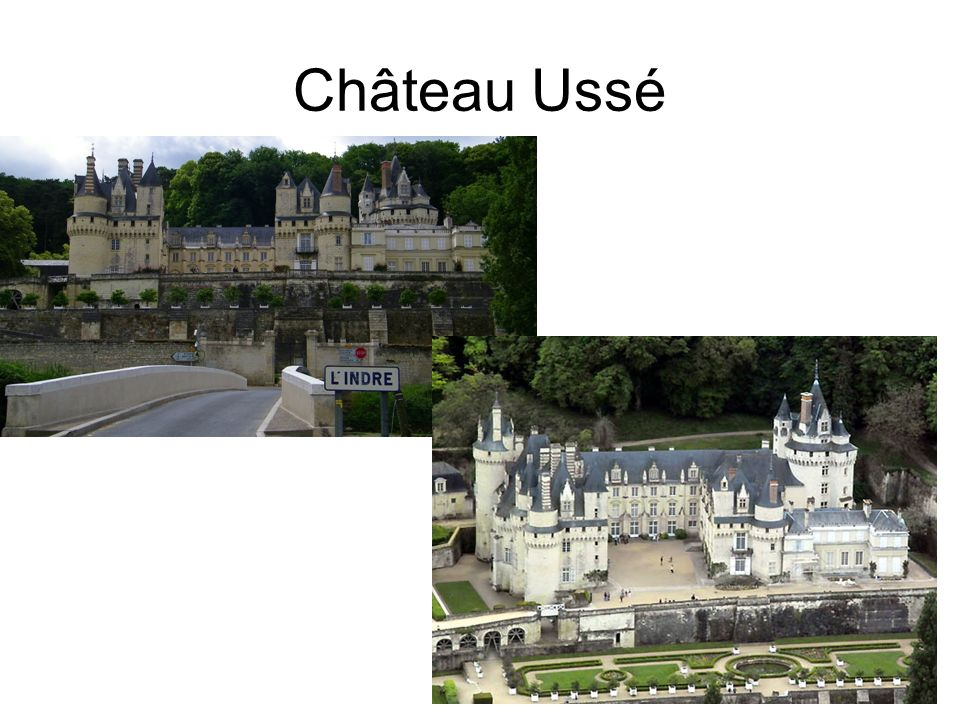 Château Ussé