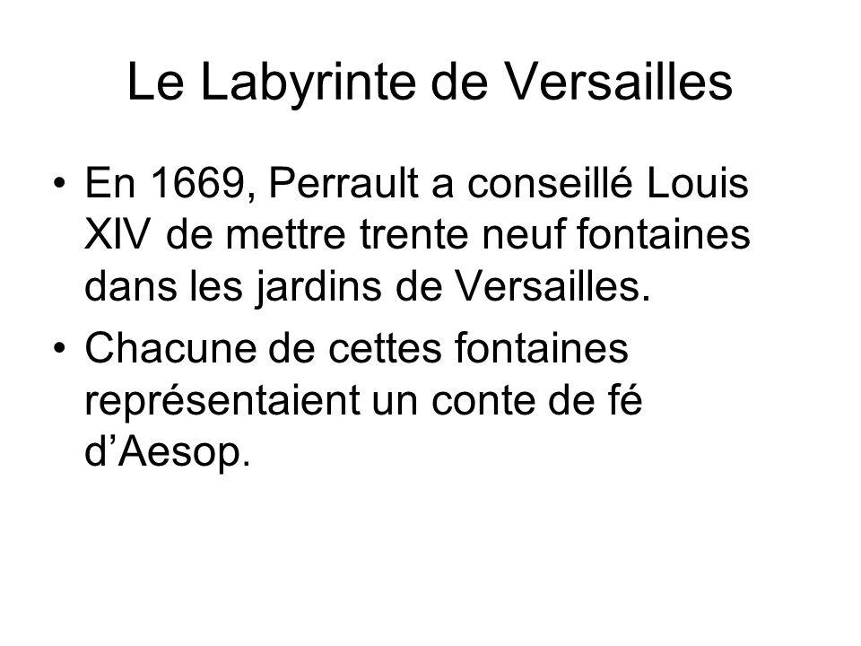 Le Labyrinte de Versailles