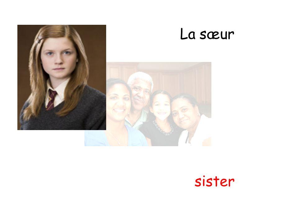 La sæur sister