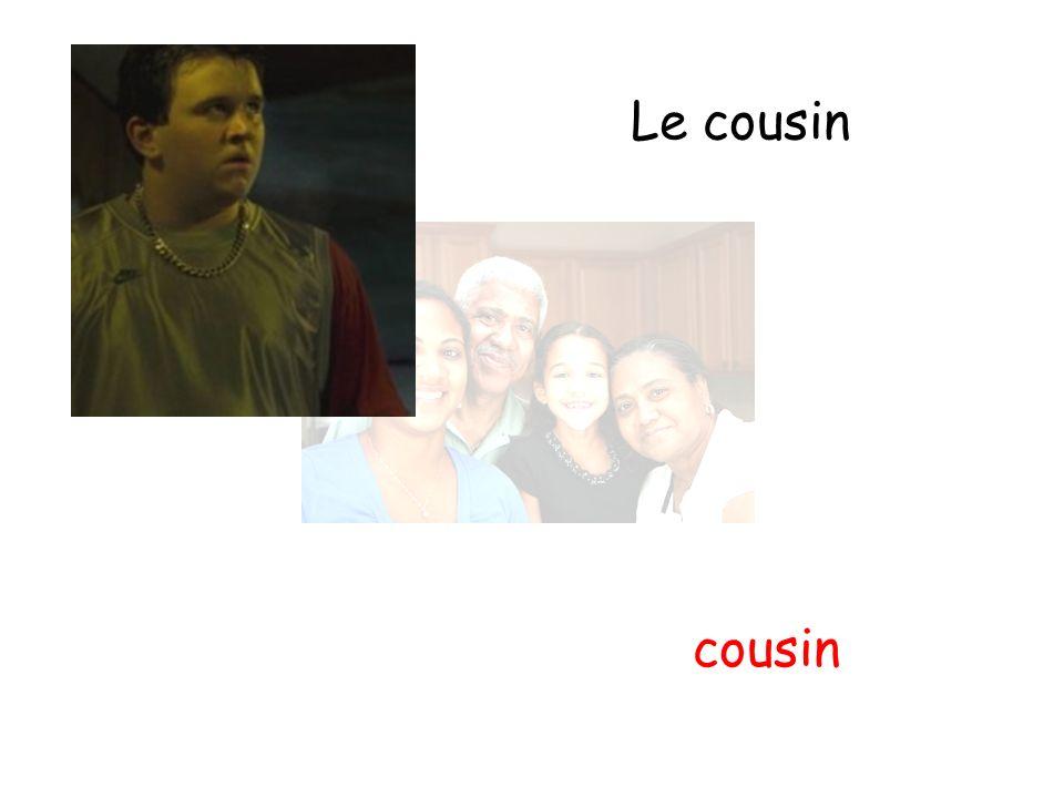 Le cousin cousin
