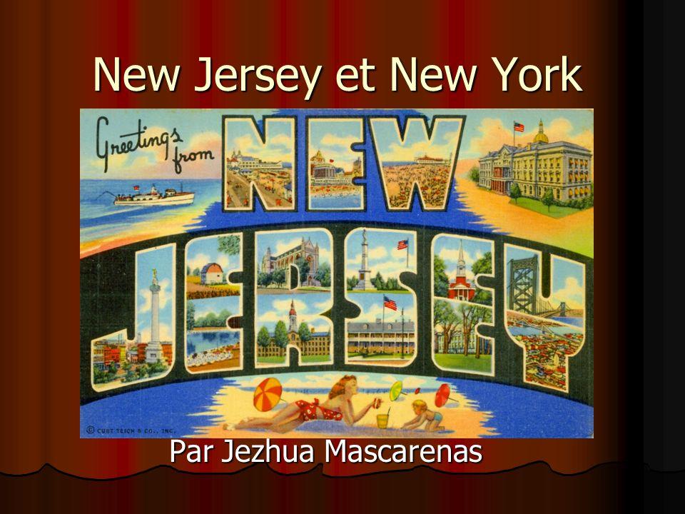 New Jersey et New York Par Jezhua Mascarenas