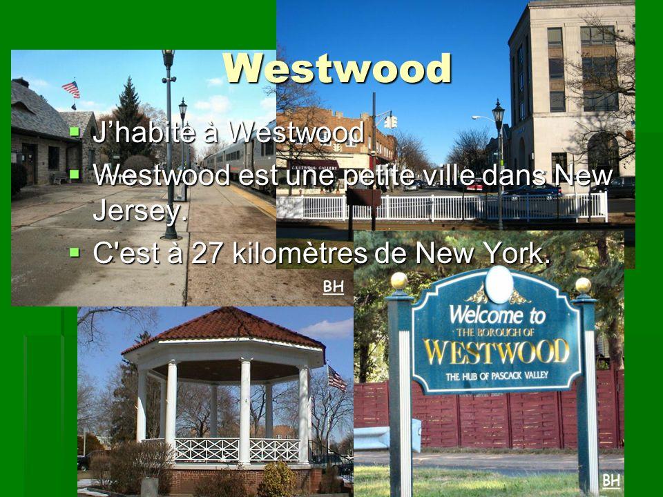 Westwood J'habite à Westwood