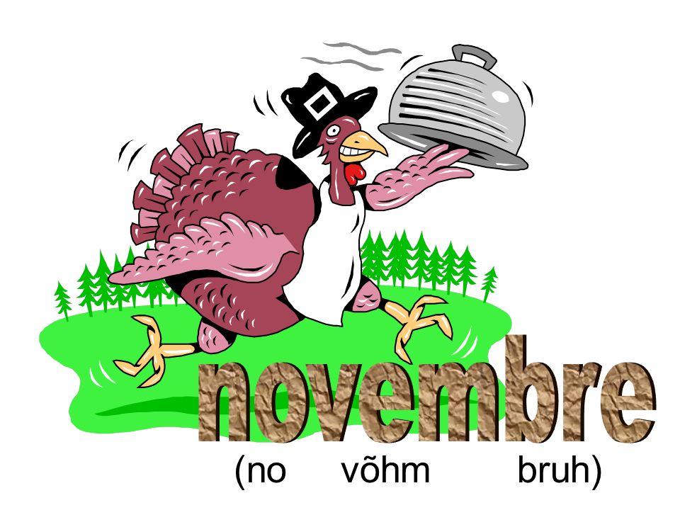 novembre (no võhm bruh)