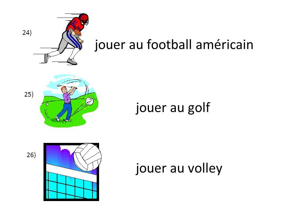 jouer au football américain