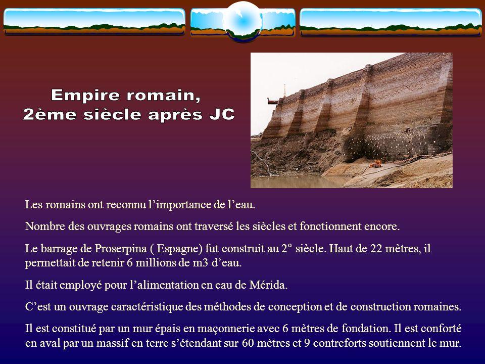 Empire romain, 2ème siècle après JC