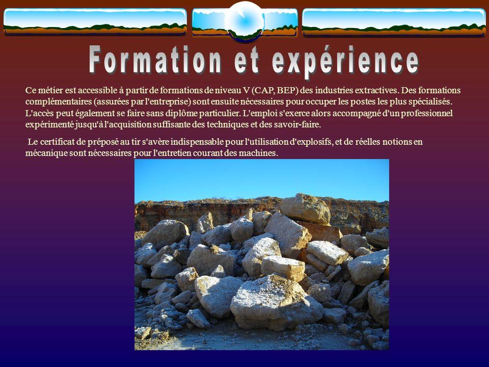 Formation et expérience