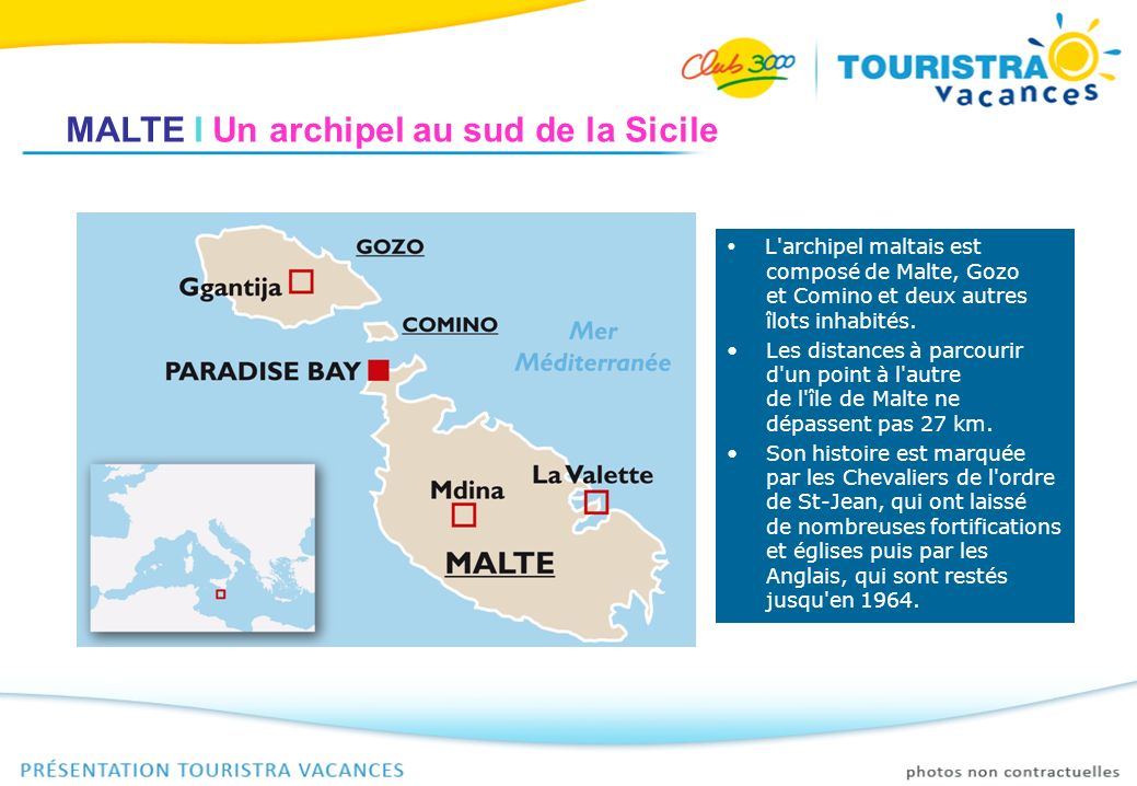 MALTE I Un archipel au sud de la Sicile