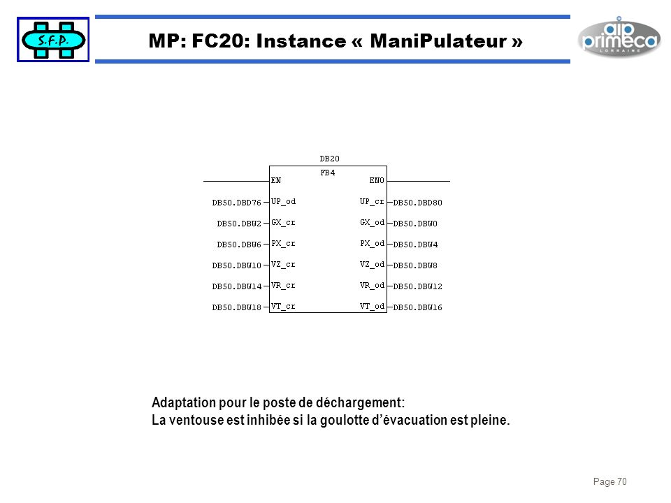MP: FC20: Instance « ManiPulateur »