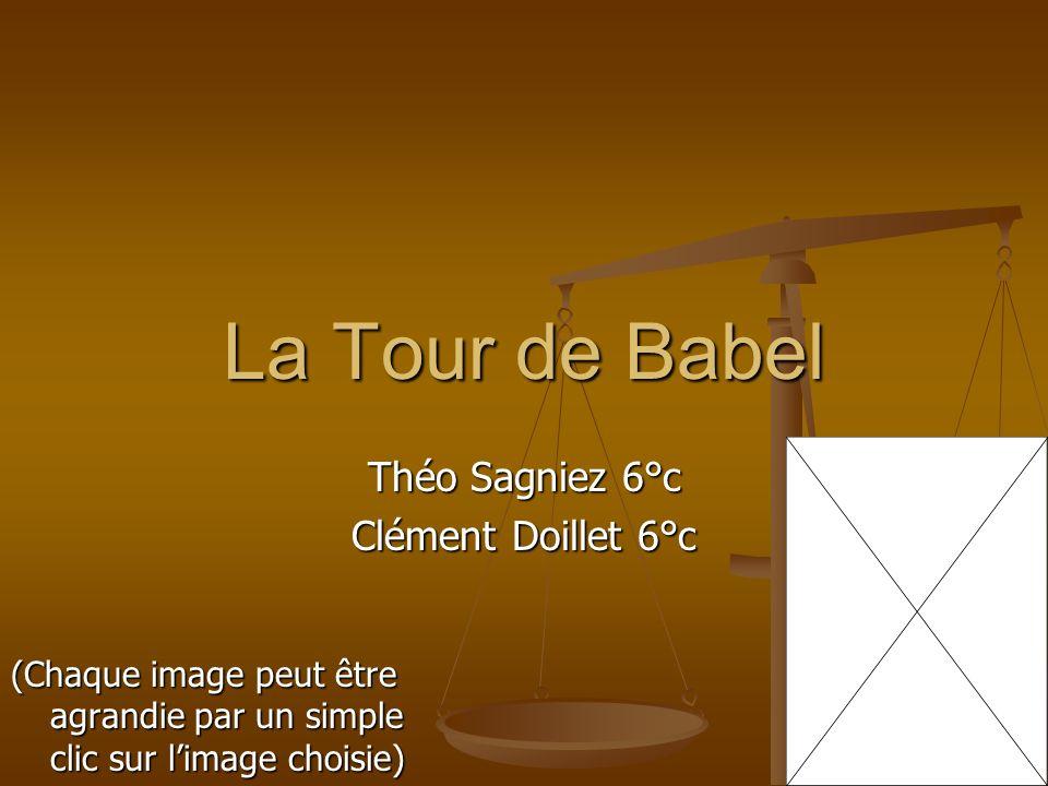 Théo Sagniez 6°c Clément Doillet 6°c