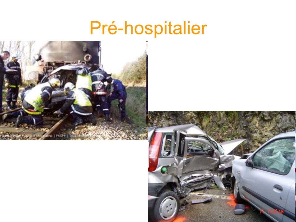Pré-hospitalier