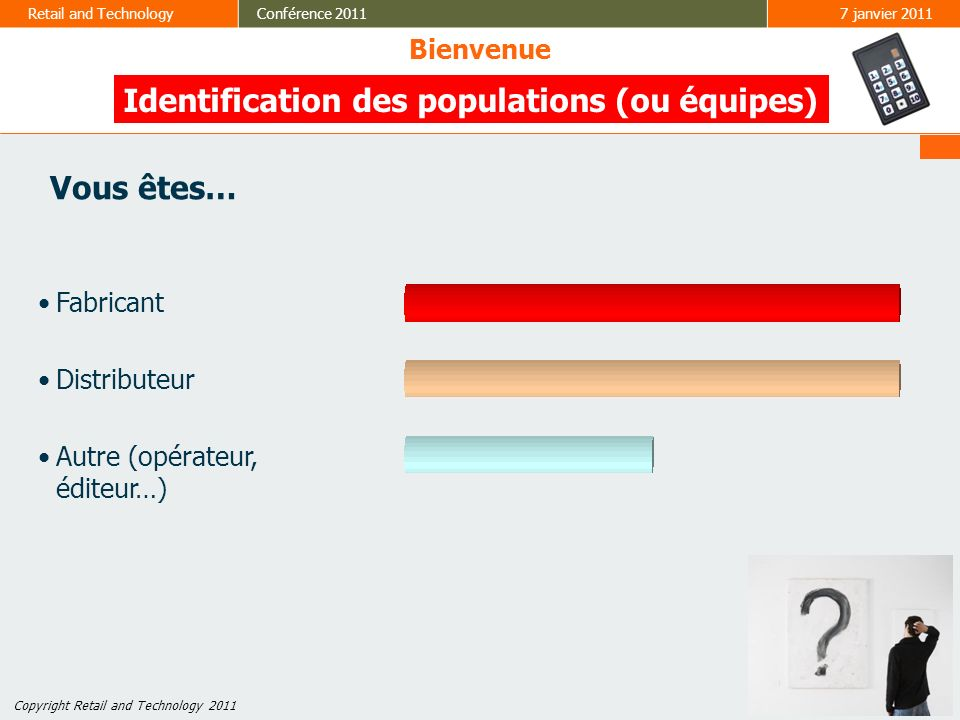 Identification des populations (ou équipes)