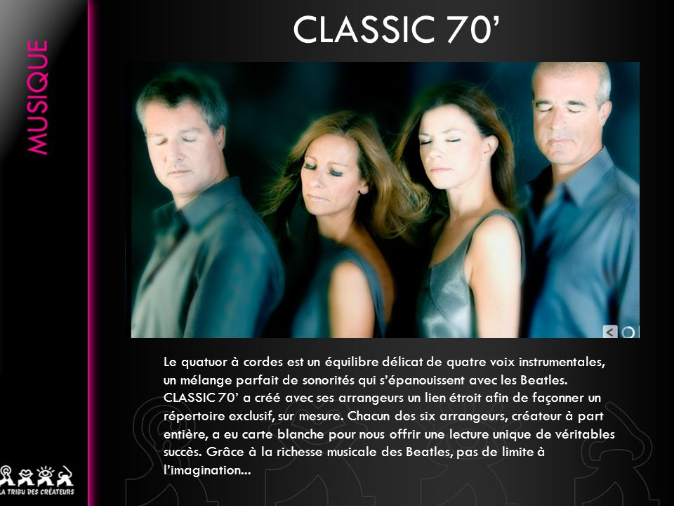 CLASSIC 70'.