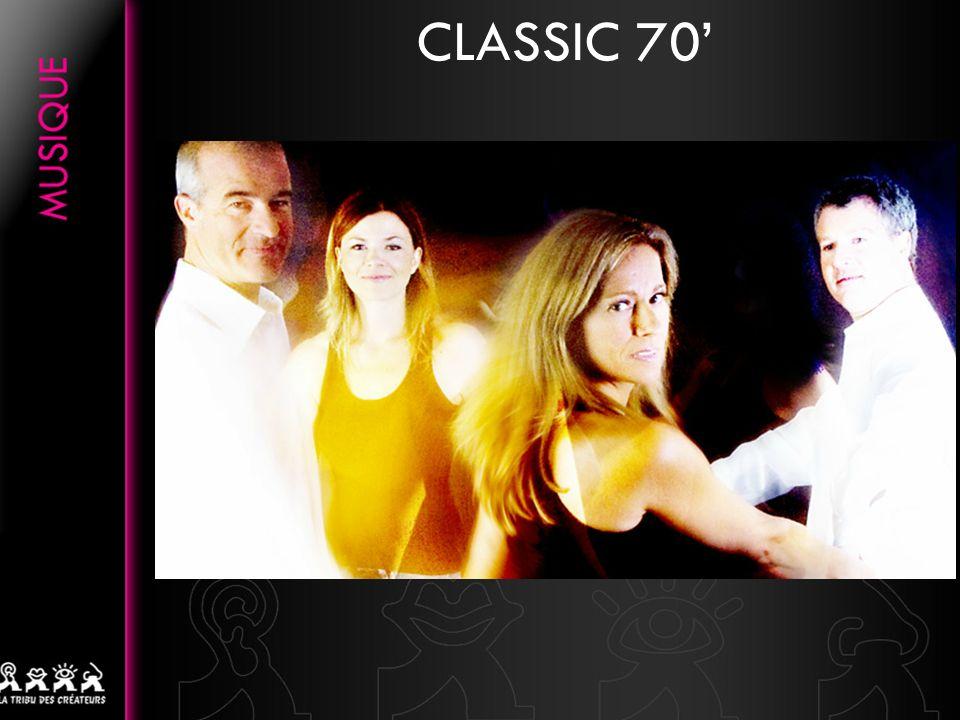 CLASSIC 70'