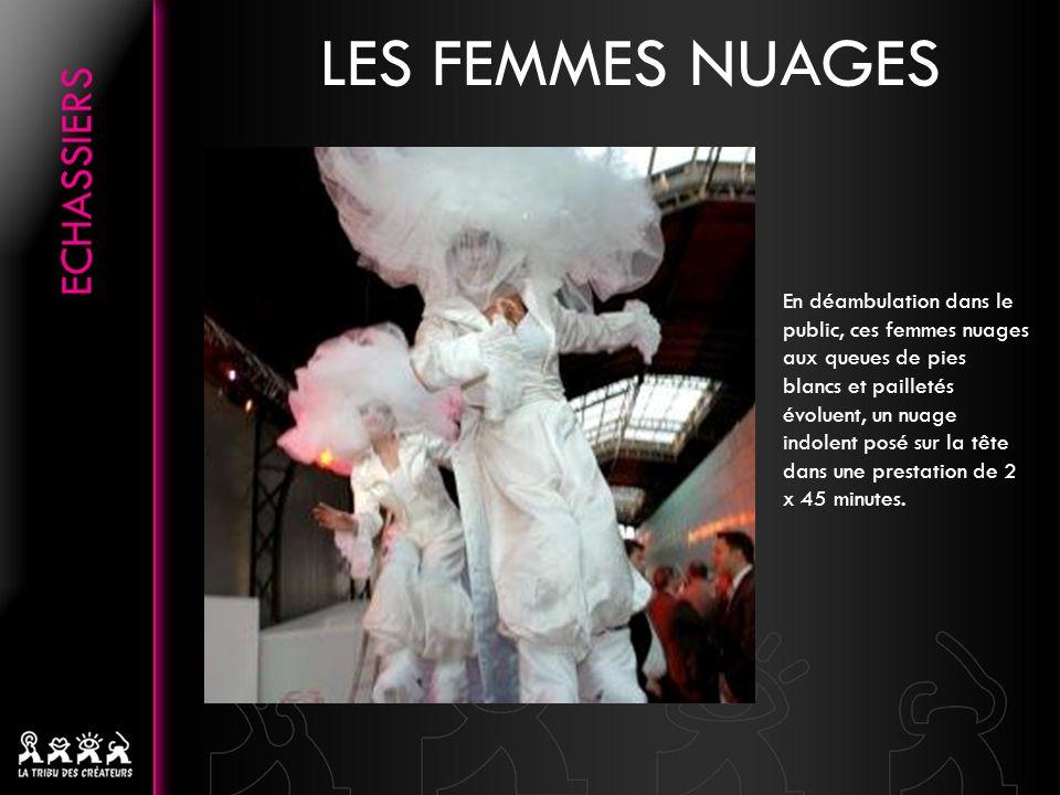 LES FEMMES NUAGES