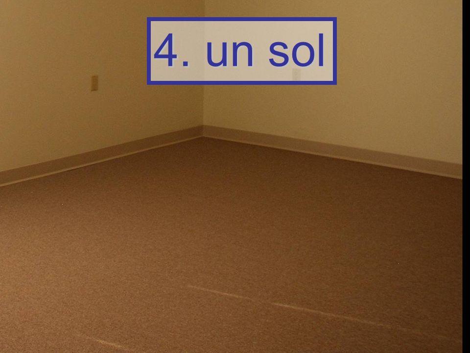 4. un sol
