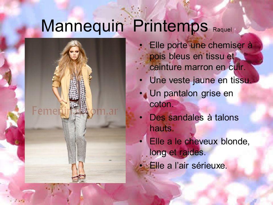 Mannequin Printemps Raquel