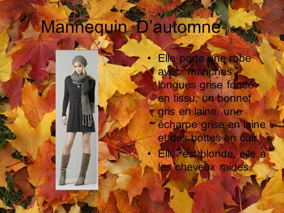 Mannequin D'automne Irene