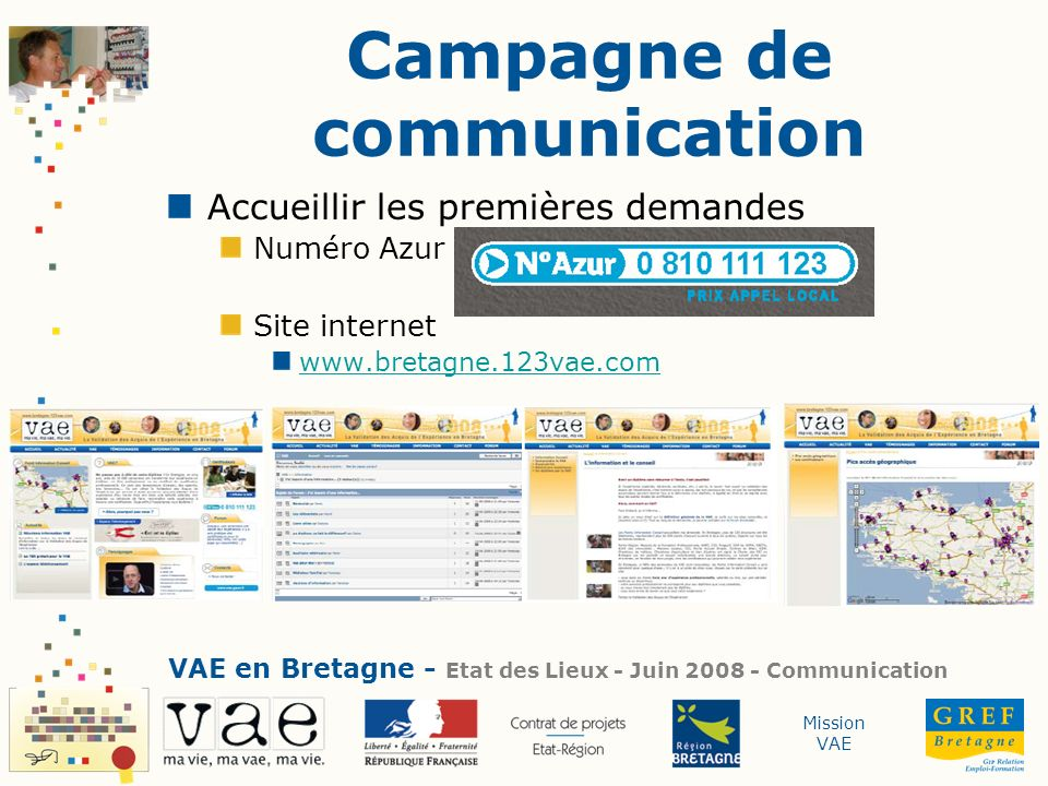 Campagne de communication