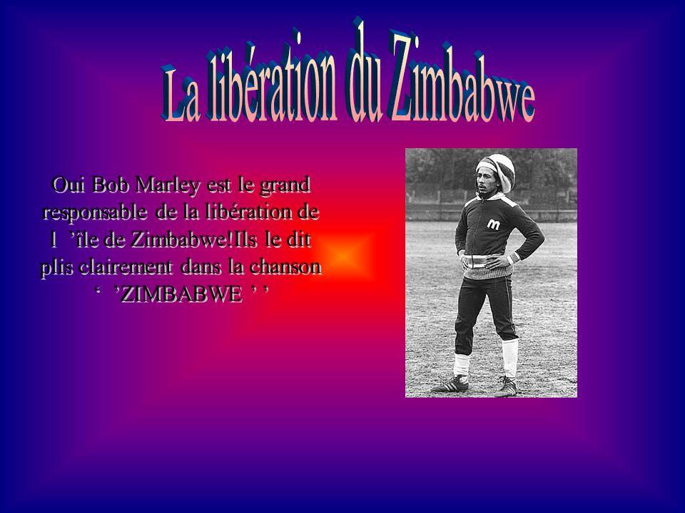La libération du Zimbabwe