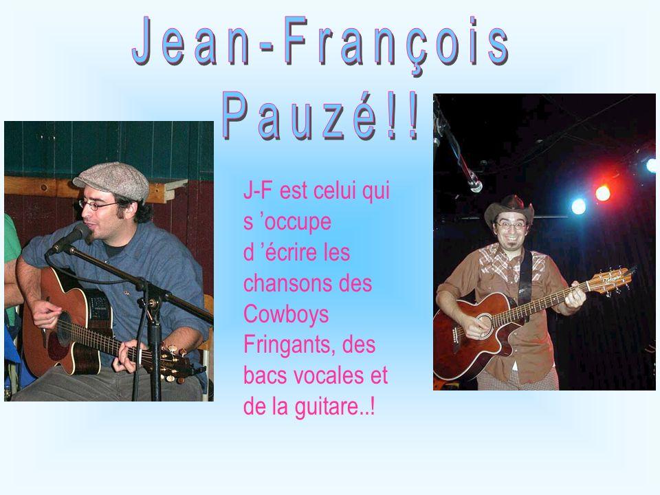 Jean-François Pauzé!.