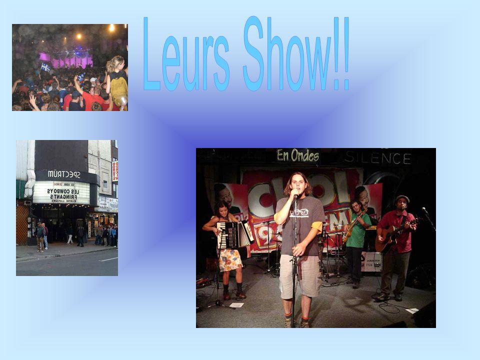 Leurs Show!!