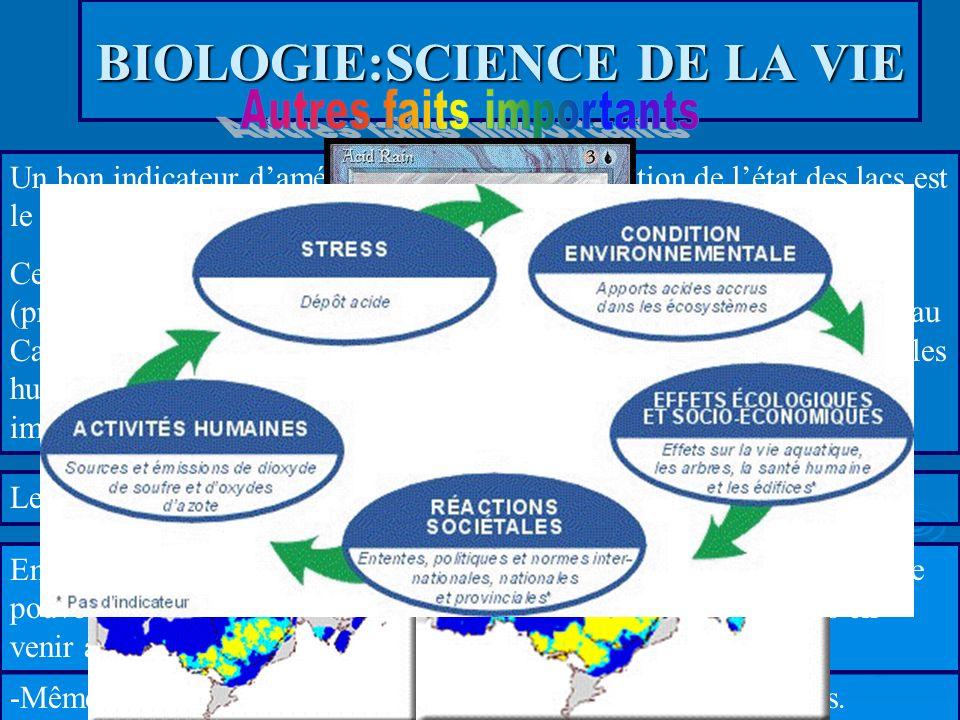 BIOLOGIE:SCIENCE DE LA VIE