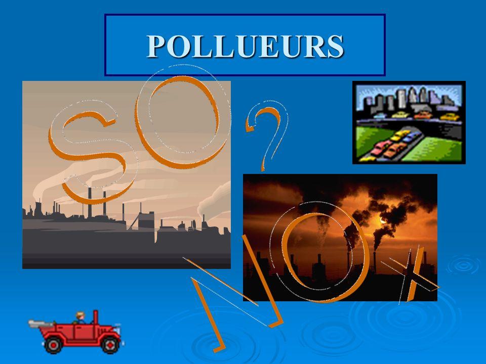 POLLUEURS
