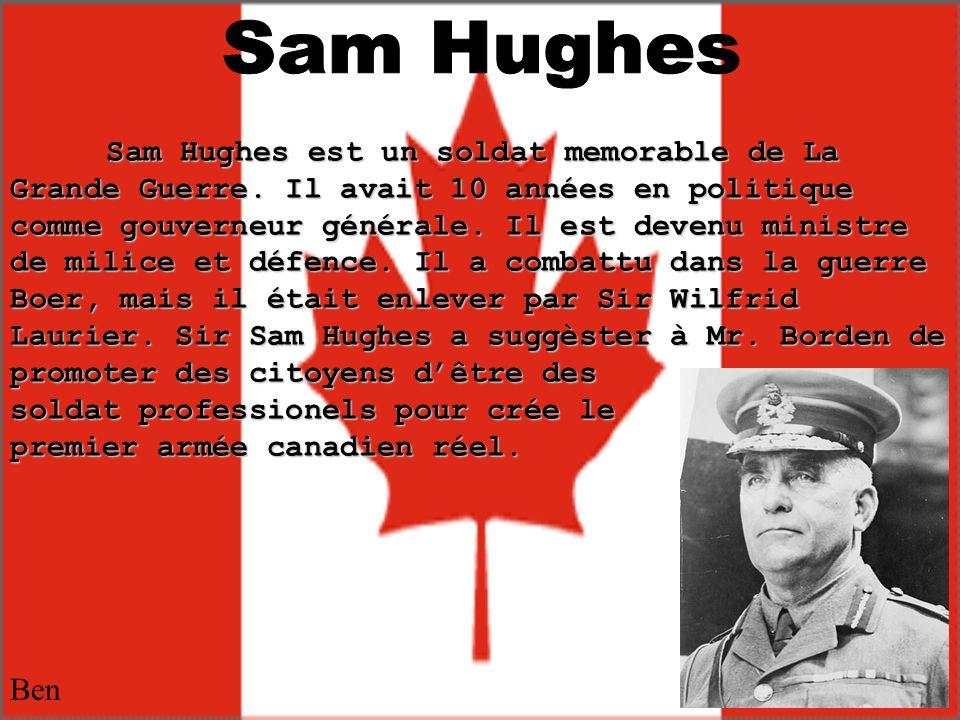 Sam Hughes