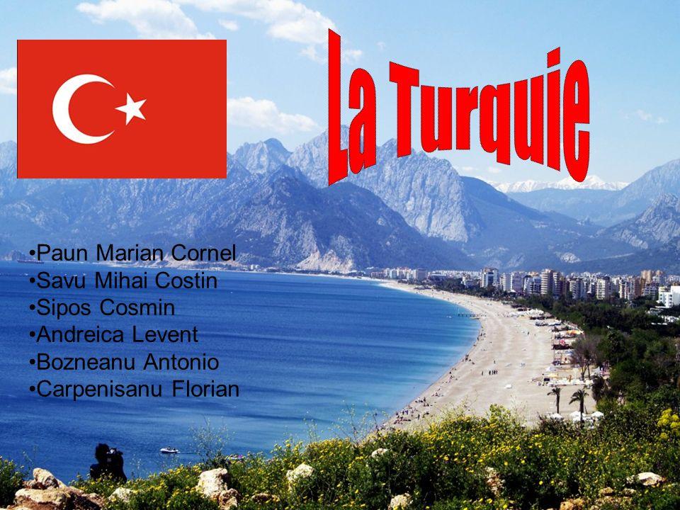 La Turquie Paun Marian Cornel Savu Mihai Costin Sipos Cosmin