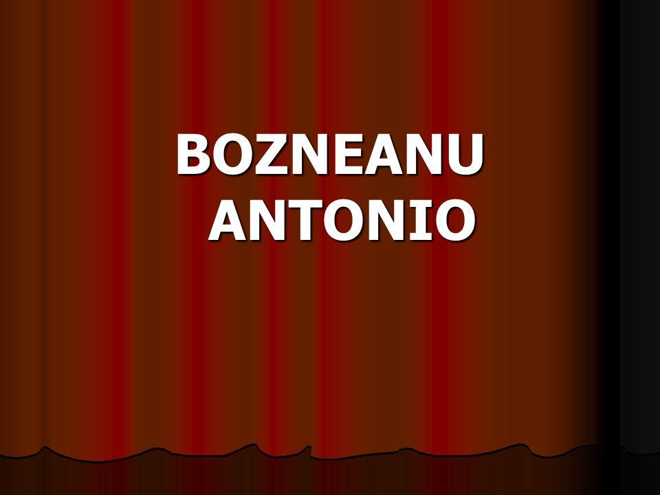 BOZNEANU ANTONIO