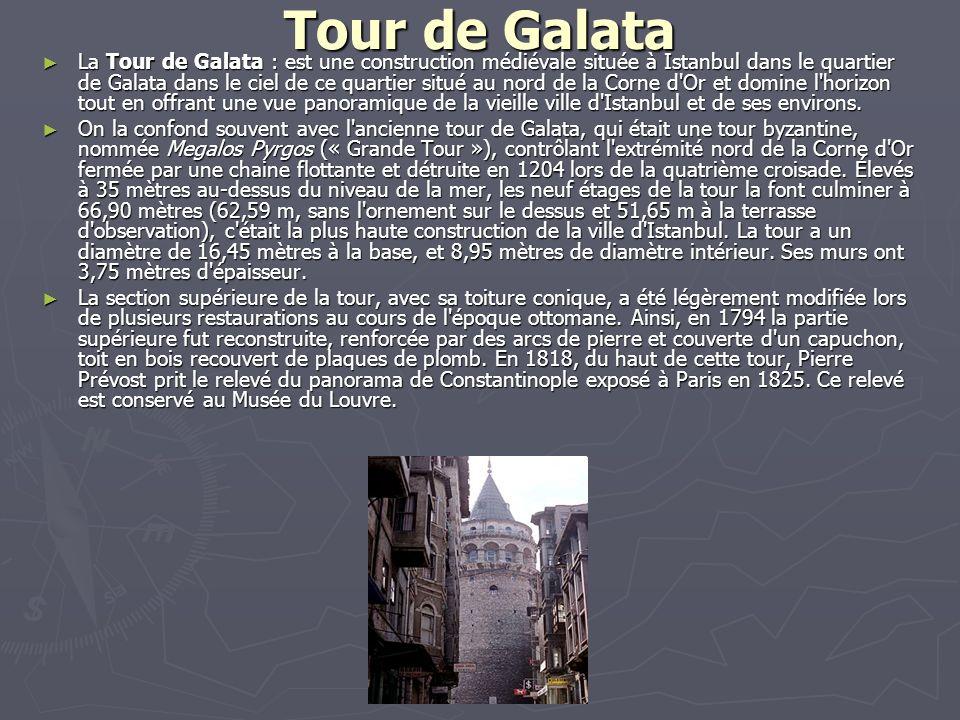 Tour de Galata