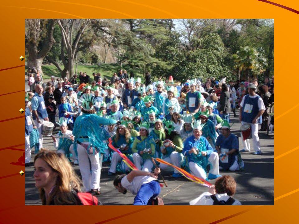 LE CARNAVAL Beaucoup d'homogénéité dans les Carnavals dans le temps et l'espace.